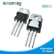 10 pièces BD911 À-200 BD911 TO220 100V 15A nouveau original