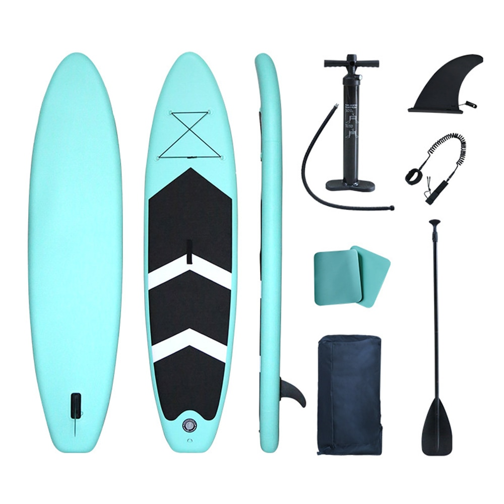 Surf Sup Inflatable Stand Up Paddle Board Surfboard Paddleboard Paddle Board Wakeboat Bodyboard Kayakboat