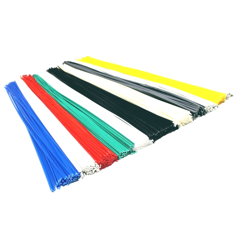 1KG (About 100 Pieces) PP Plastic Welding Rods 1m Long Blue/White/Red/Green/Clear/Black/Yellow