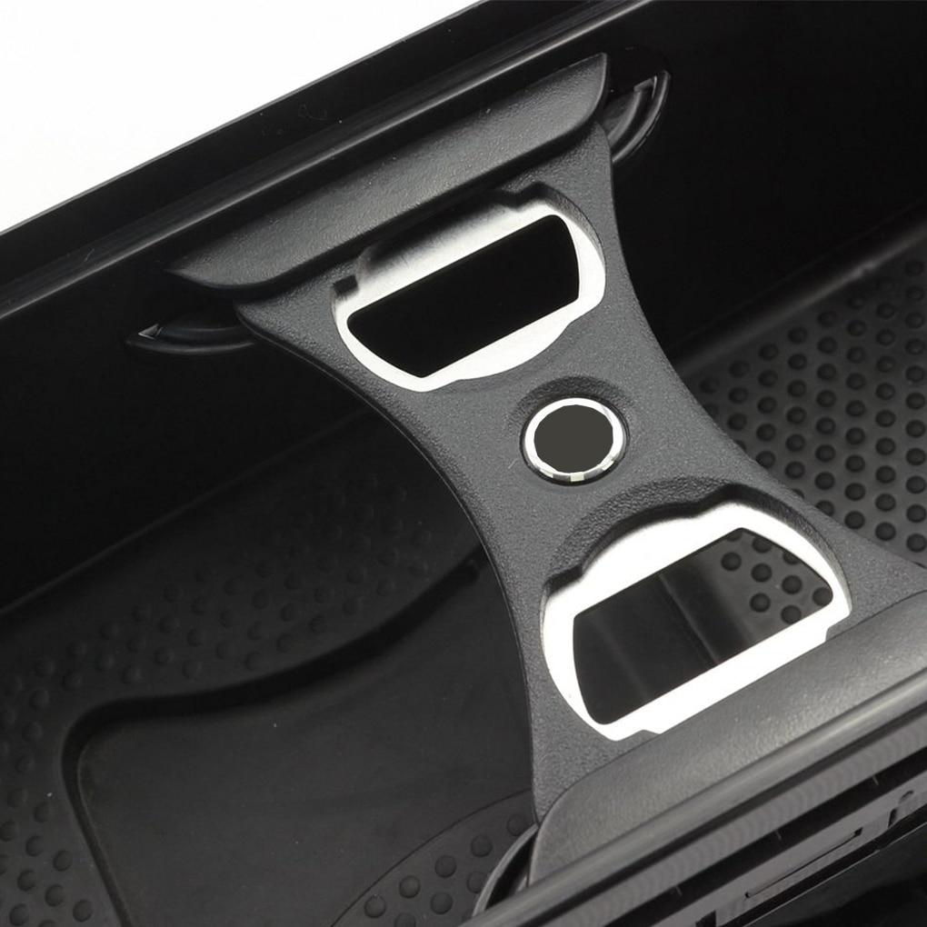 For Volkswagen Golf JETTA Scirocco MK5 Bottle Opener Stainless Steel Cup Holder Divider Screwdriver