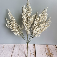 Fleurs artificielles pour la saint-valentin   Mousse dherbe pour décoration de table, fournitures de arrangement de fleurs, fausses plantes