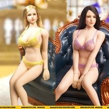 MCCTOYS MCC033 1/6 exquis féminin Lingerie Costume modèle mi/grand sein pour 12 pouces figurine daction