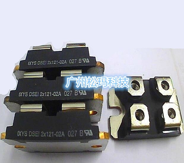 IXYS DSEI2X121-02A módulo rectificador de recuperación rápida 123A 200V para garantizar la calidad -- SMKJ
