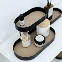 SWEETGO     support a gateau noir  1 piece  etagere de rangement en metal  vaisselle  fournitures de fete  decoration de la maison  2 couches