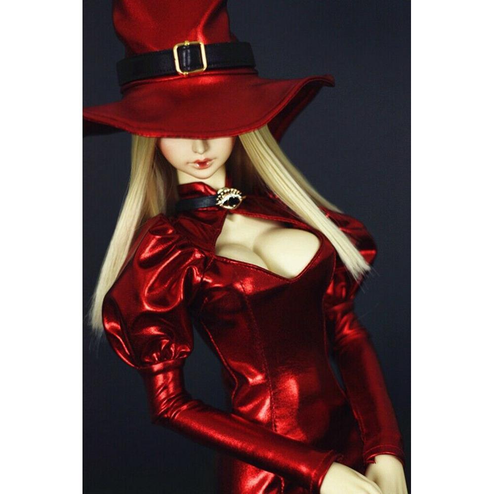 [Wamami] DD SD16 Scarlet reloj vestido para BJD muñeca traje Dollfie uniforme conjunto