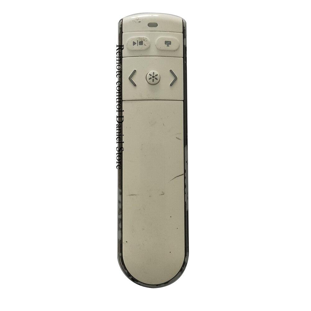 Original para o Apresentador sem Fio Usado Philips Apresentador Eletrônico Fernbedienung Snp3000