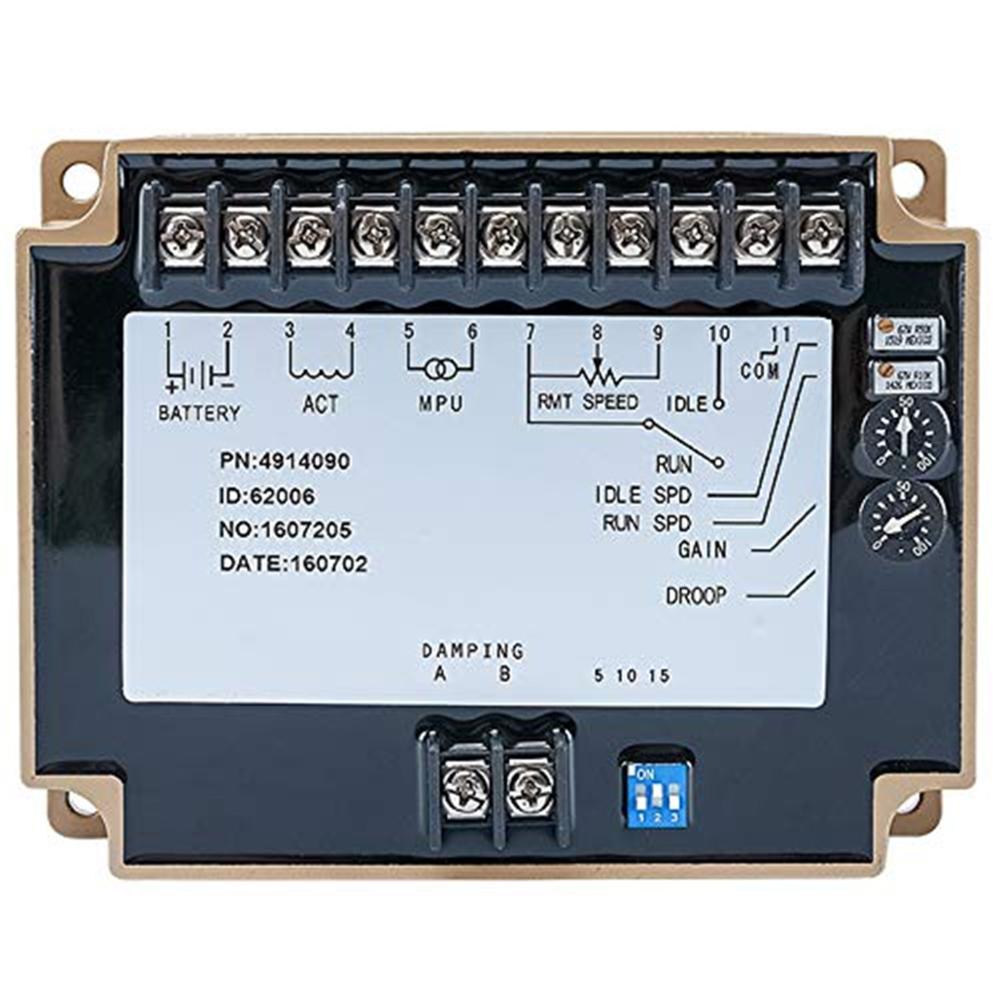 speed-controller-4914090-engine-generator-part-electronic-govornor-control-board-module-ac-alternator-accessories