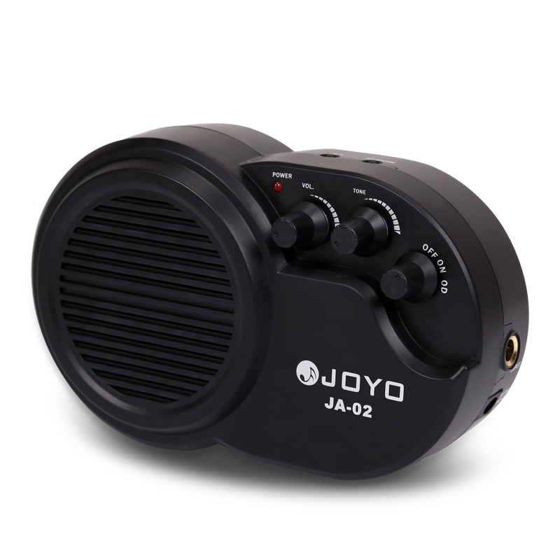 JOYO Guitar Speaker Can Be Carried With You, 9V Battery Type Sound Amplifier Portable Mini Speaker Guitar Amplifier