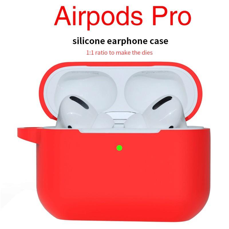Funda protectora de silicona para Apple Airpods pro TWS auriculares Bluetooth funda de silicona suave para Airpods 3 estuches de auriculares