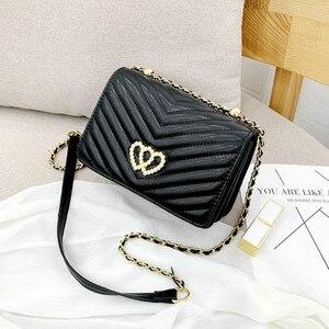Luxury Diamond Women Bags Designer Crossbody Bags Female Small Messenger Bag Women's Shoulder Bag Bolsa Feminina