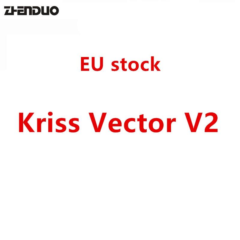 ZHENDUO LeHui Kriss de V2 SMG Gel Blaster stock europeo