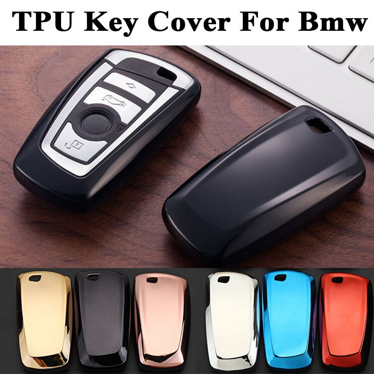 ТПУ удаленный смарт-ключ крышка Fob чехол оболочка для BMW M2 M3 M4 M5 M6 X3 1 3 4 5 6 серии 340i 420i 2012 2013 2014 2015 2016 2017