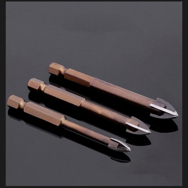 Wiertło ze szkła z węglika wolframu, ostrze z węglika spiekanego - Wiertło - Zdjęcie 6