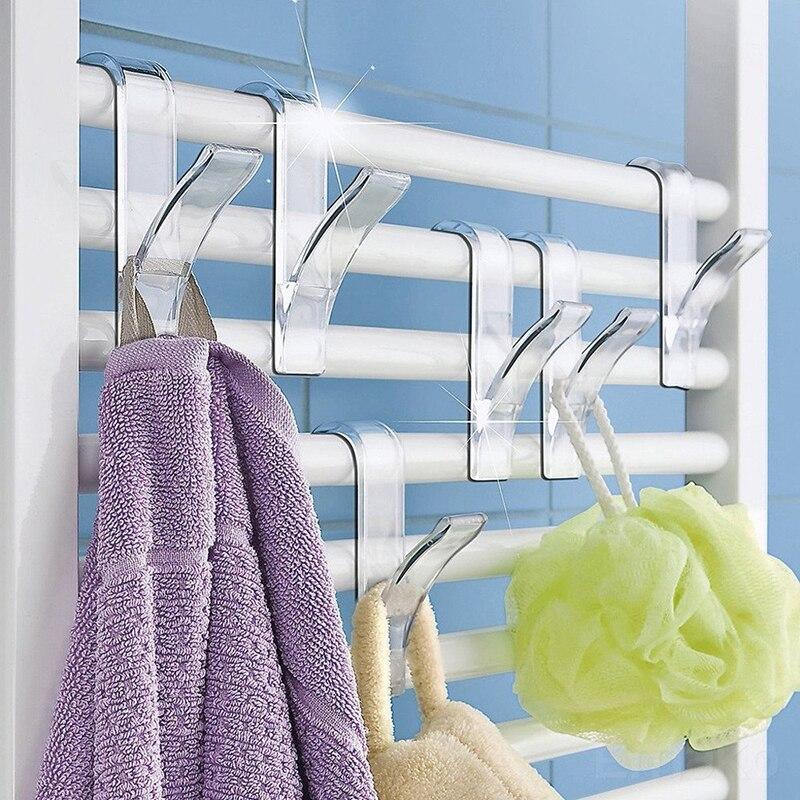 Colgador de gancho de baño de alta calidad para toalla calefactable, soporte...