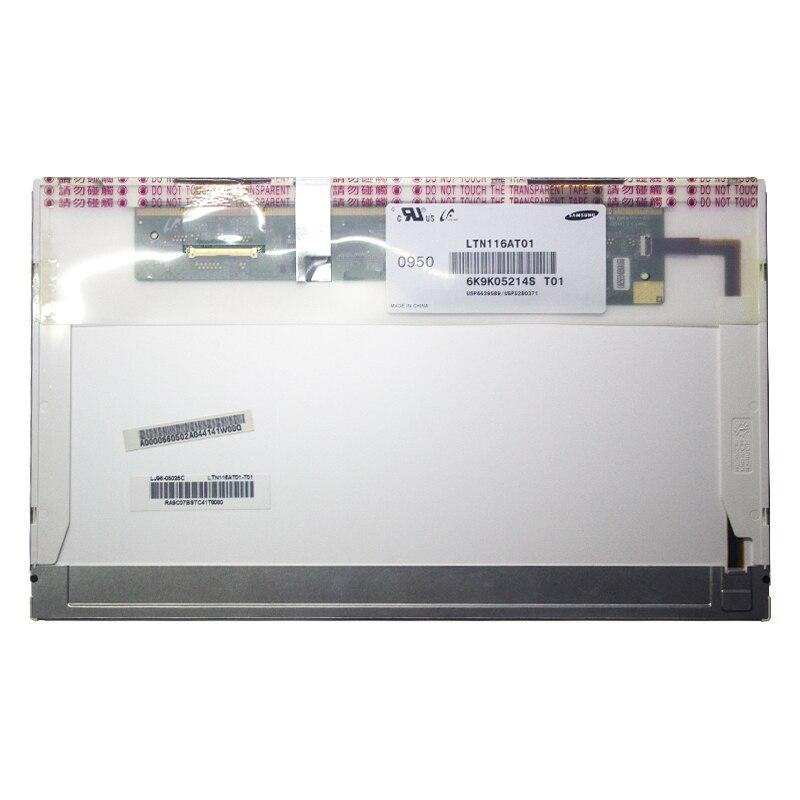 Фото - Free Shipping B116XW02 V.0 LTN116AT01 CLAA116WA0A LP116WH1-TLN1 TLP1 Laptop LCD Screen b116xw02 v 0 lcd displays
