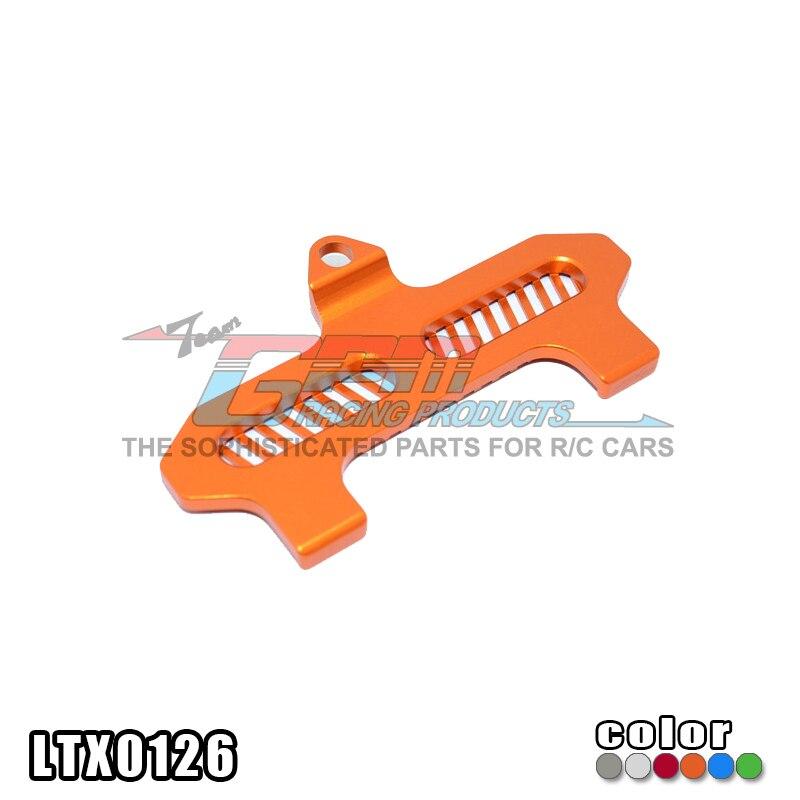 GPM алюминиевый держатель батареи для TRAXXAS Latrax Teton RC обновления