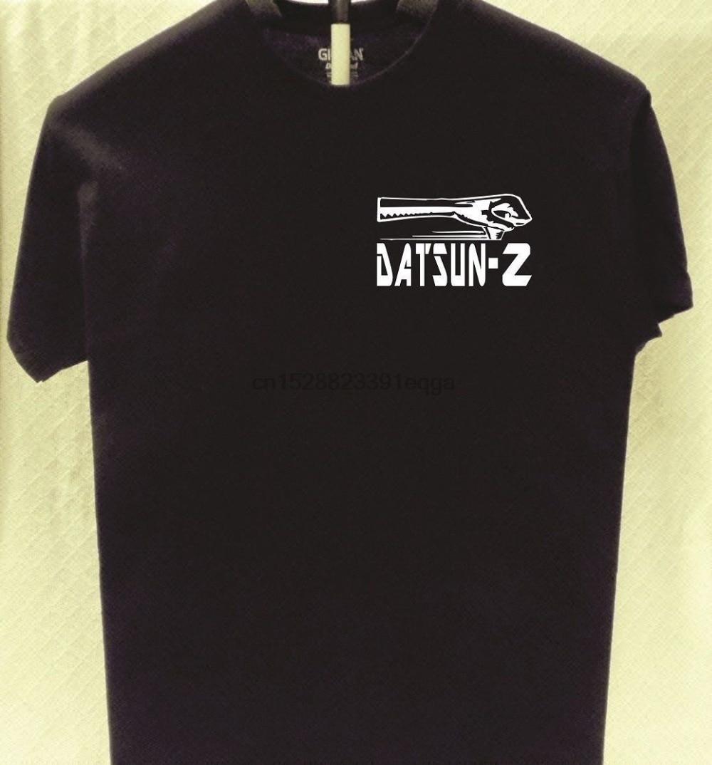 Moda de verano, cuello redondo, Hipster, Datsun 240Z 280Z, amante, más cotizado, a la venta, ideal para amigos, divertidas camisas de calle