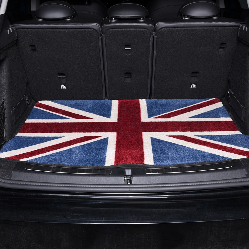 Custom Car Trunk Mat for BMW MINI Cooper F54 F55 F56 F60 R60 One S JCW Parts Countryman Clubman Hatchback Accessories Styling crystal epoxy i love mini car body sticker decal for mini cooper one jcw r55 r56 r60 f55 f56 f60 countryman clubman car styling