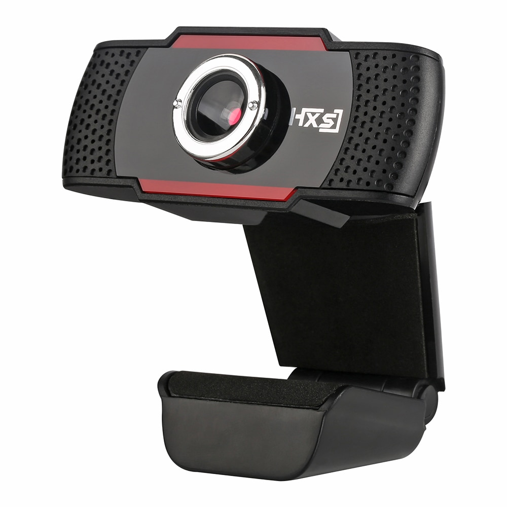 USB Webcam HD 480P Video Aufnahme Kamera Live Web Kameras für Youtube Microsoft HP Computer mit Mikrofon Konferenz Web cam