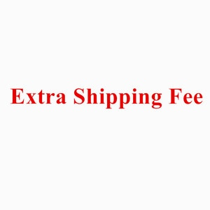 DHL FEDEX EMS Shipping Fee, Product Fee 1PCS=US $1,100PCS=US $100