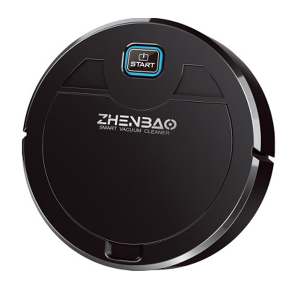 Robot Vacuum - Multiple Cleaning Modes Vacuum Best For Pet Hairs Hard Floor & Medium Carpet Lazy Sweeper Vacuum Cleaner