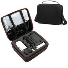 Mavic min portable étui hélice Protection anneau stockage sac à main bandoulière sac pour dji mavic mini drone accessoires