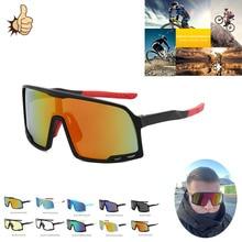 Bicycle Goggles Polarizing Riding Cycling Sun Glasses Sports Eyewear Sunglass Lenses Mtb Protective