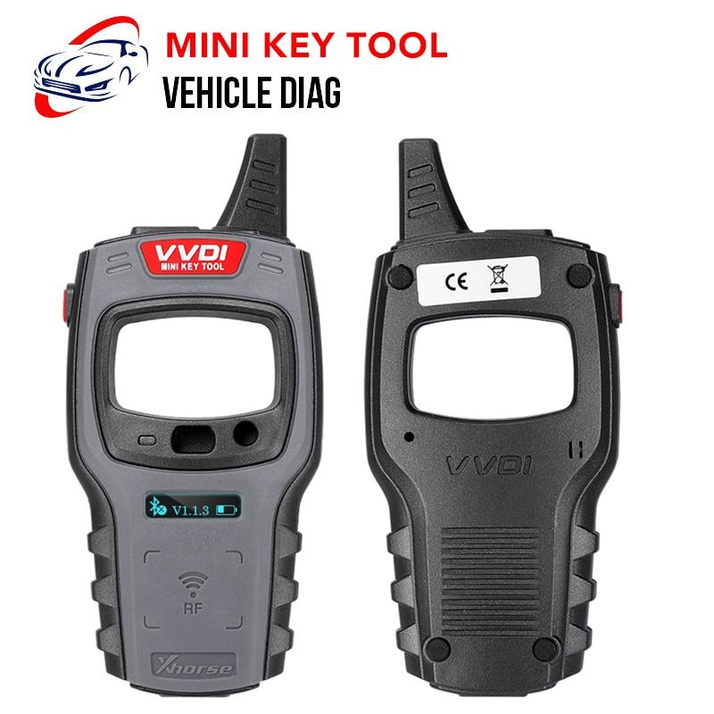 MINI Key Tool Global Version Work on IOS/Andorid Universal Car Transponder Key Programmer Remote Frequency Smart Key Immobilizer