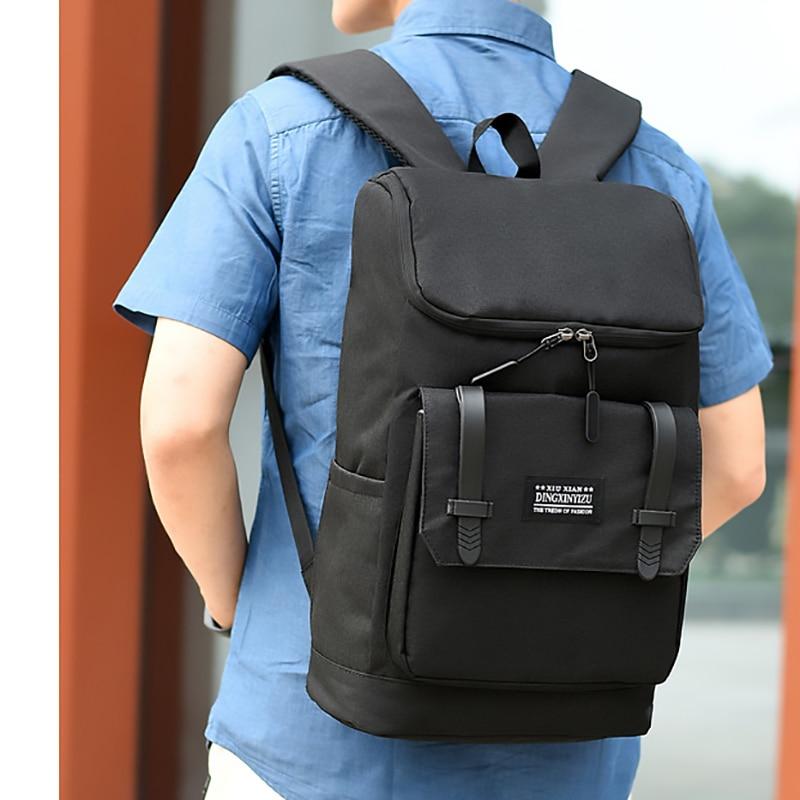 Mochila De moda 2020 para hombres, mochila para portátil, mochila de viaje grande, mochila para hombre, mochila impermeable para adolescentes, mochila para niños