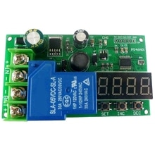 HFES 0-30A 7,4 V 12V 14,8 V 24V 48V Blei-Säure Ni-Cd ni-mh Li-Ion Li-PO Lithium-Batterie Lade Schutz Bord Modul