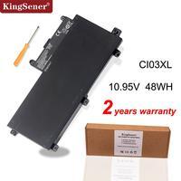 KingSener New CI03XL Laptop Battery for HP ProBook 640 645 650 655 G2 Series HSTNN-UB6Q CI03XL Free 2 Years Wararnty