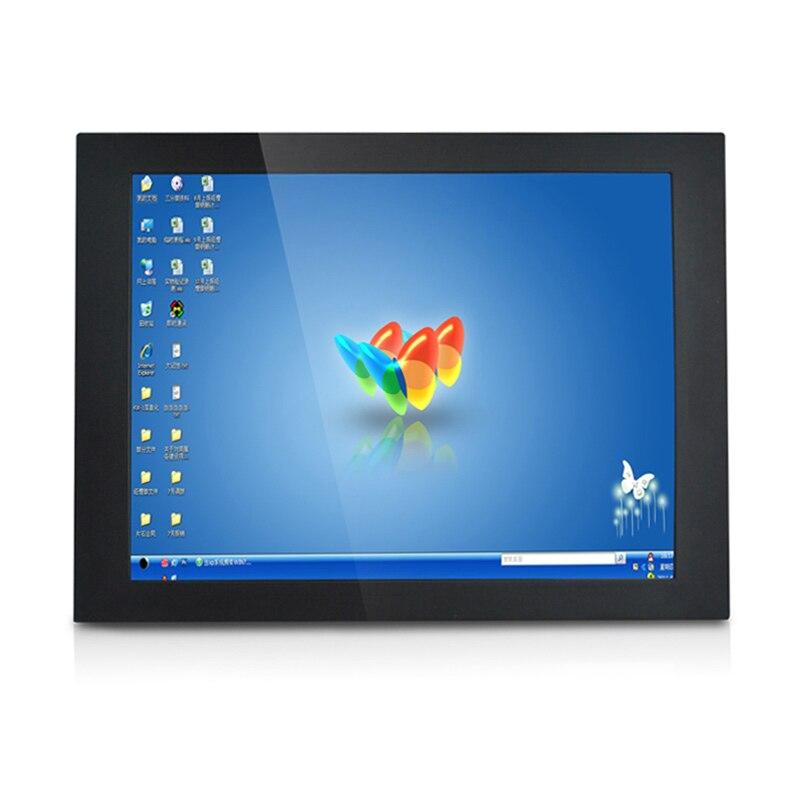 17 polegada linux painel da tela de toque pc tablet computador quiosque indústria computador tela lcd mini computador tudo em um embedded vesa