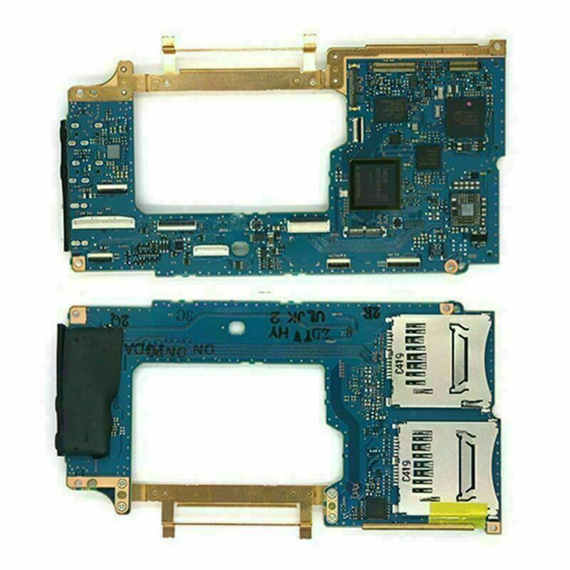 إصلاح جزء لنيكون D750 اللوحة الرئيسية MCU PCB لوحة رقمية الأصلي