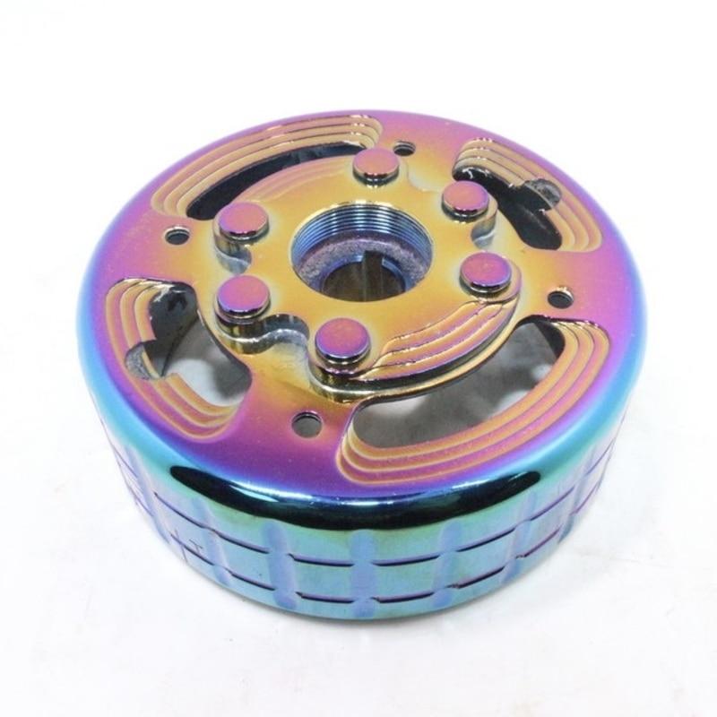 GY6 magneto racing GY6125 GY6150 KYMCO G3 G4 LF125 LF150T 157QMB 157QMJ 152QMI tuning flywheel rotor upgrade clutch