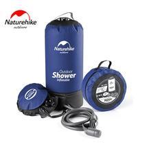 Naturehike Bath Bag Outdoor Shower Bag Portable Water Storage Bag Litre for Camping Hiking Hunting Fishing Picnic 2019