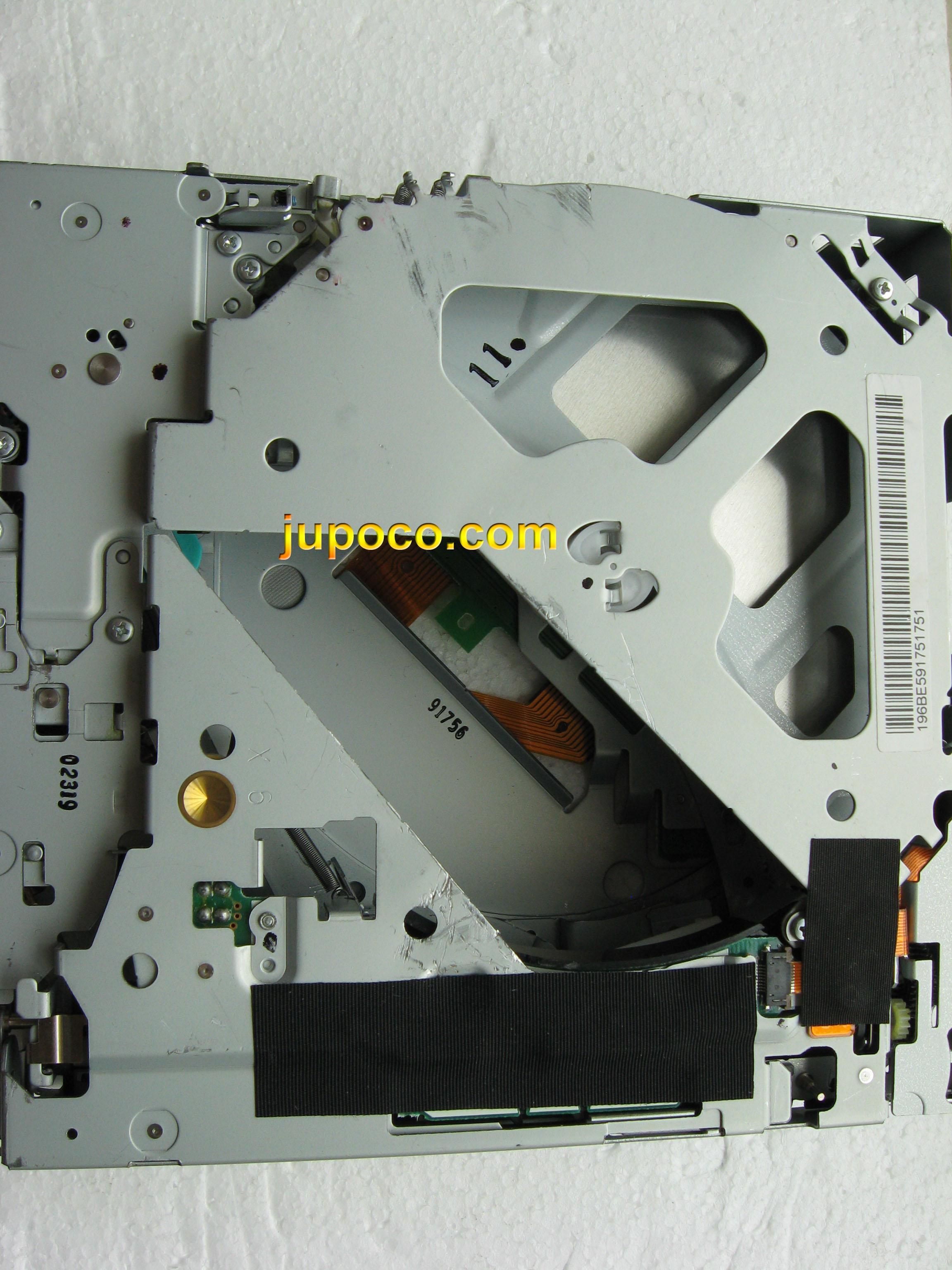 Flambant neuf en gros Panasonec 6 disque voiture mécanisme pour sept générations 6 voiture lecteur CD/19pin E-9060