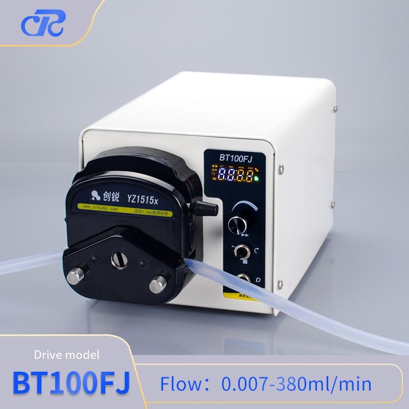 Chuangrui High Precision Dosing Dispensing Peristaltic Pump enlarge