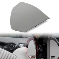 1pcs abs car door upper cover trim gray front left 2117270148 for mercedes w211 e class 2003 2004 2005 2006 2007 2008 2009