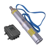 china solar deep well submersible pump 1hp solar submissible bore water pump dc 48v 80 meters head solar water pump for farming
