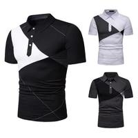 mens designers mens polo shirt hip hop t shirts classic t shirt white crop top summer men clothing short sleeve t shirt luxurys