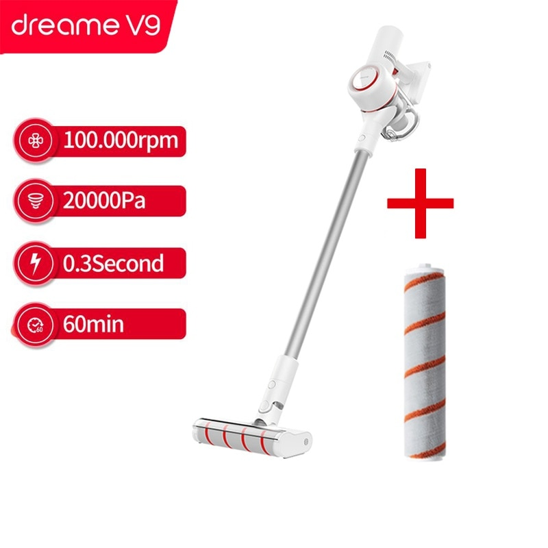 Dreame V9 Handheld Wireless Portable Vacuum Cleaner Cordless Cyclone Filter Carpet Dust Collector Carpet Sweep 20kPa Suction