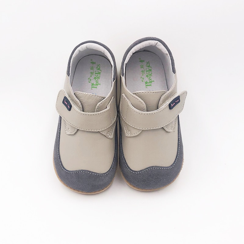 TipsieToes Brand High Grade Sheepskin Leather Baby Kids Children Shoes Sneakers For Boys And Girls 2