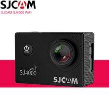 SJ4000 Original SJCAM WiFi Action Camera 2.0 polegada Tela de LCD Full HD 1080P Mergulho 30M À Prova D Água mini SJ 4000 DV Cam Esportes