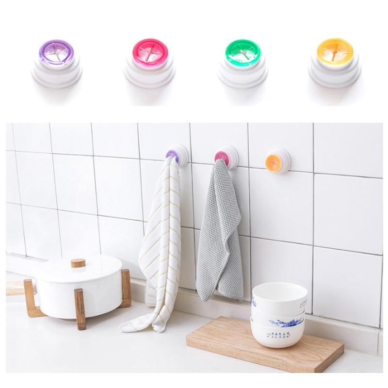 1PCS küche zubehör Waschen tuch clip halter clip dishclout lagerung rack bad lagerung hand handtuch rack Heißer