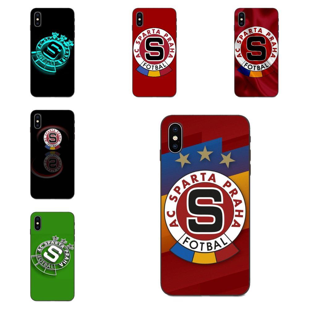 De moda de Sparta Praha fútbol fundas de TPU blandas para Xiaomi Redmi Note 3S 3S 4 4A 4X4 5X5 5A 6 6A 7 7A K20 Plus Pro S2 Y2 Y3