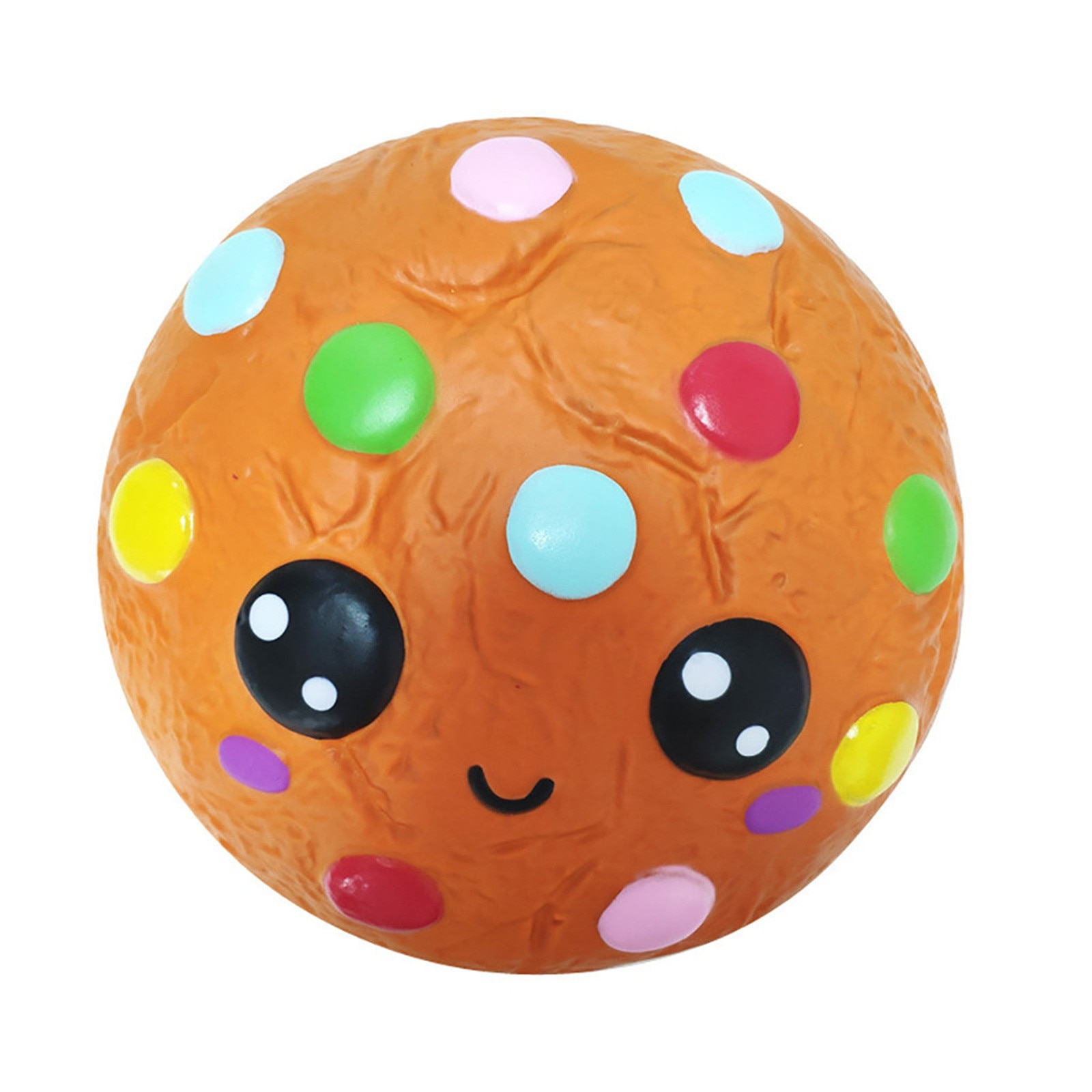 Fashion Jumbo Chocolates Biscuits Scented Kawaii Cartoon Fidget Toys Slow Rising Stress Reliever Toy Squishy Antistress Children enlarge
