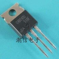 new original 5pcs irg4bc40u to220 g4bc40u g4bc40ud to 220 20a 600v power igbt transistor wholesale one stop distribution list