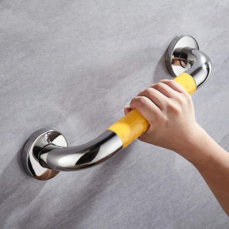 Soporte de agarre de riel de baño para ducha para niños, barra...