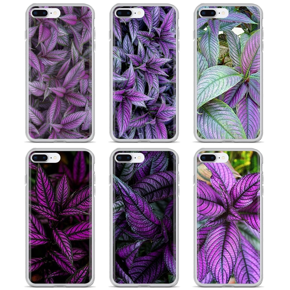 Gorgeous purple Persian shield TPU Silicone Case For Samsung Galaxy J1 J2 J3 J4 J5 J6 J7 J8 Plus 2018 Prime 2015 2016 2017