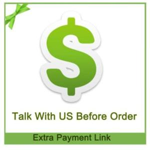 Pay Order Difference Payment,difference of the shipping cost ,other payment Please Don't Pay Before Talking with US